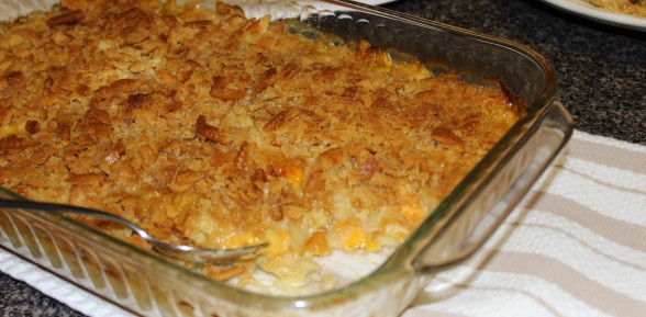Bev's Southern Squash Casserole, by Beverly Hicks Burch
